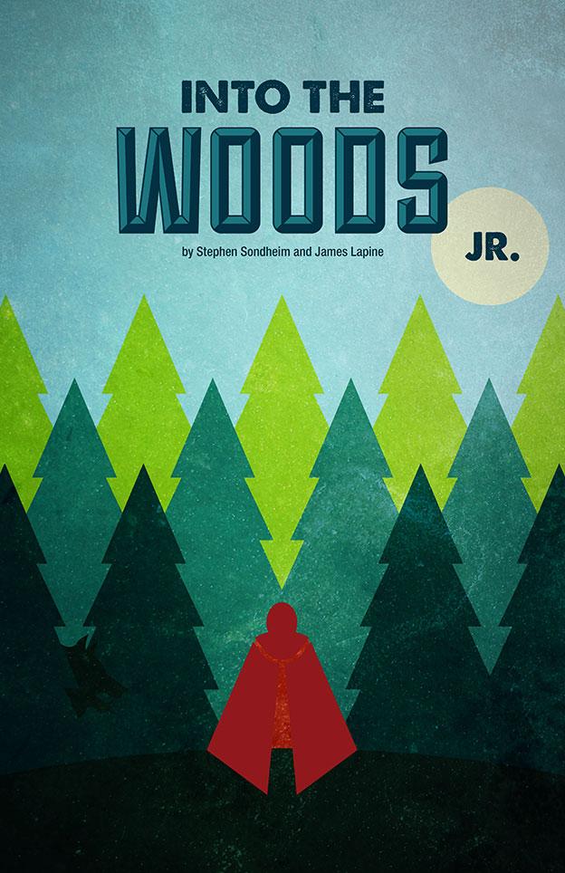 Into The Woods Jr San Luis Obispo Repertory Theatre