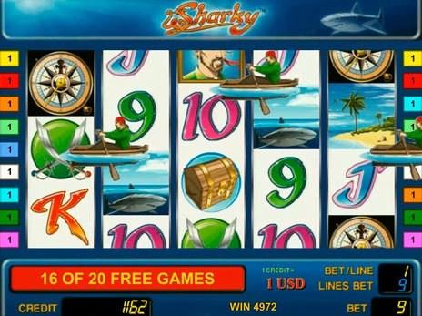 Играть бесплатно игровой автомат sharky бесплатно онлайн игровые автоматы русская рулетка