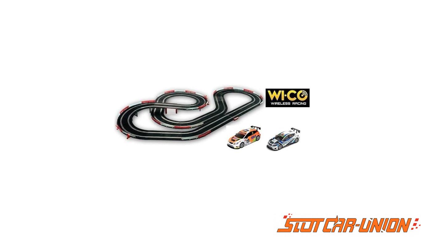 Ninco Leon Cup Racer Wico Set