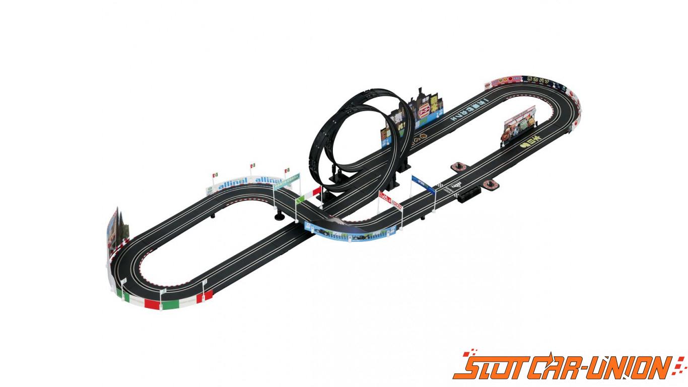 Carrera Go Disney Pixar Cars Ultimate Race Off