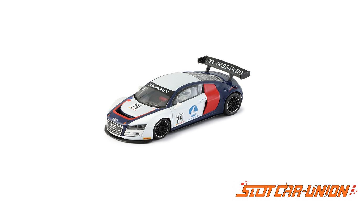 Nsr Aw Audi R8 Blancpain Sprint Series Isr Racing