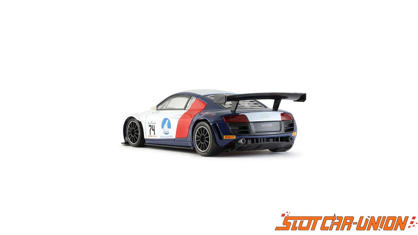Audi R8 Racing Car
