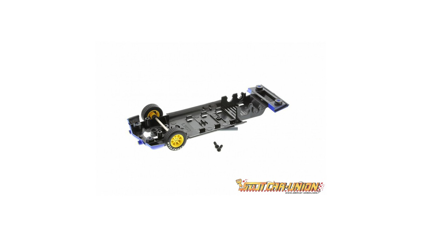 Scalextric W Chevrolet Camaro Underpan And Front Wheel