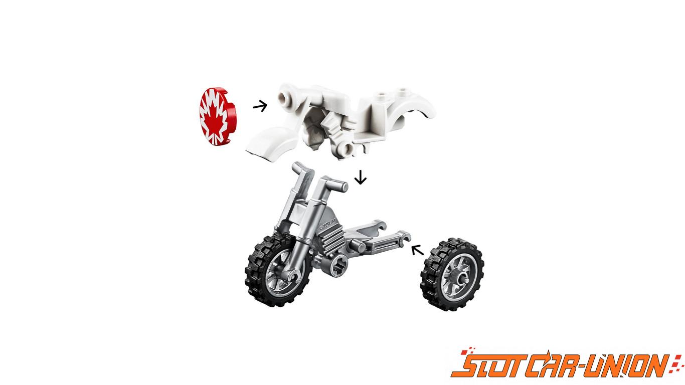 Lego Duke Caboom S Stunt Show