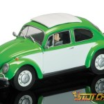 Scalextric C3371a Sand Surf Vw Beetle And Vw Camper Van Limited Edition Slot Car Union