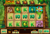 slot online Jungle Trouble