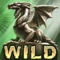 dragon island wild free spins