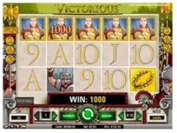 Victorious slot game net Ent