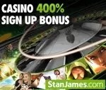 What's happening at Stan James Casino?