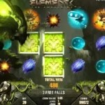 50 Free rounds on Elements slots