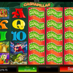 Cashapillar and treasure Nile on Mobile