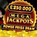 Mega Jackpots promo