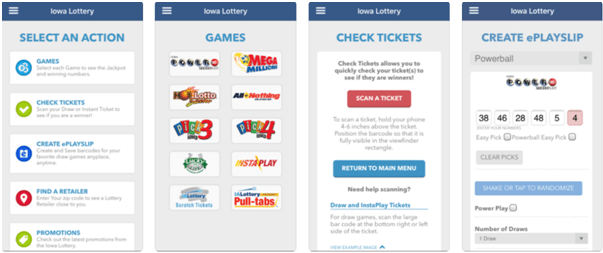 Checking Lottery Results with state lottery websites watching live drawing