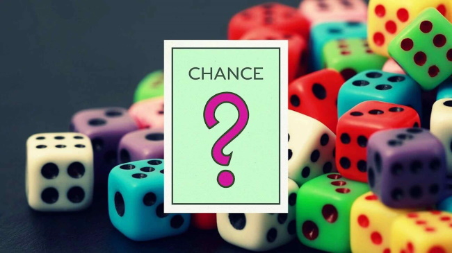 All about games of chance