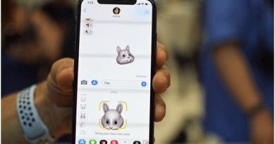 Animoji- Iphone