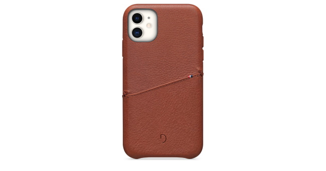 Apple Decoded Leather Card Case