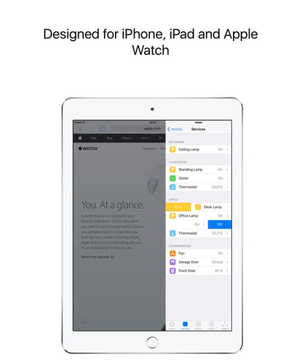 Apple Home Kit App