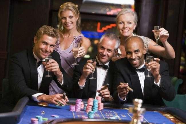 Gambling is a sociable activity