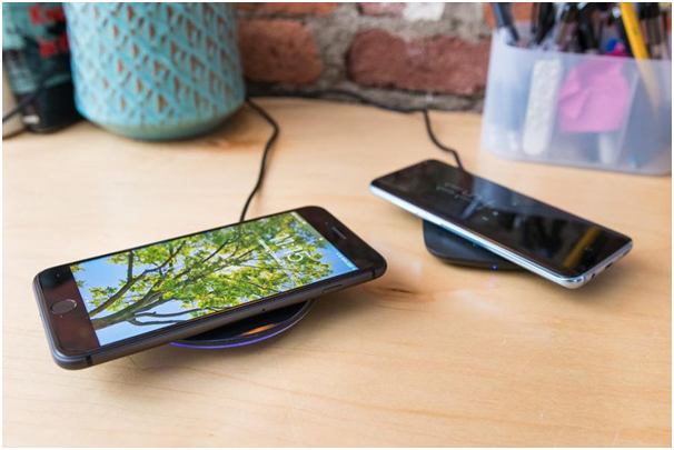 Tips to wireless charger
