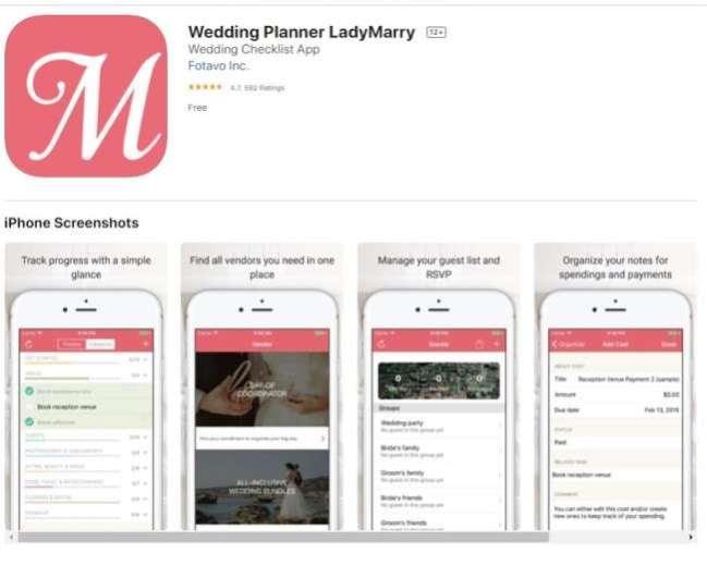 LadyMarrya Wedding Planner