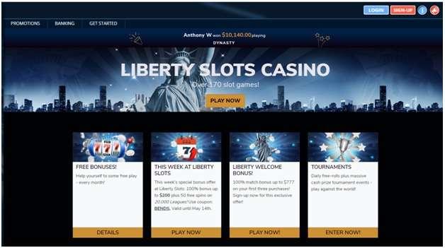Liberty Slots US friendly iPhone casino