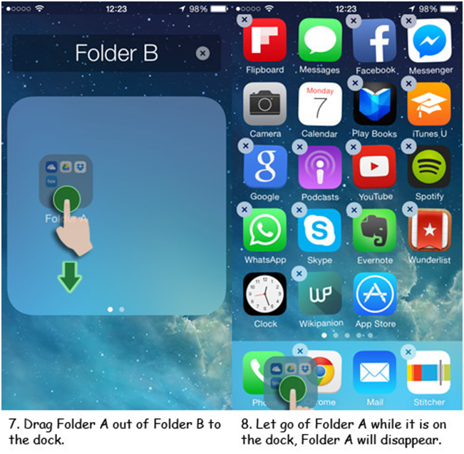 Guide to Hide and Unhide Apps on iPhone- Find the tricks to do