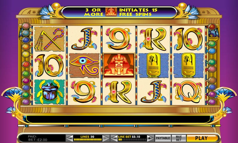 Spiele Legend Of Cleopatra - Video Slots Online