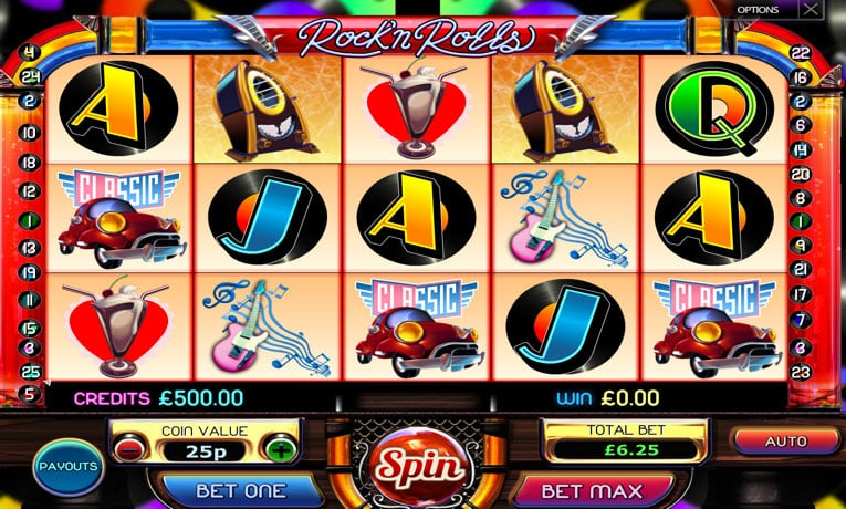 Multi Slot Games