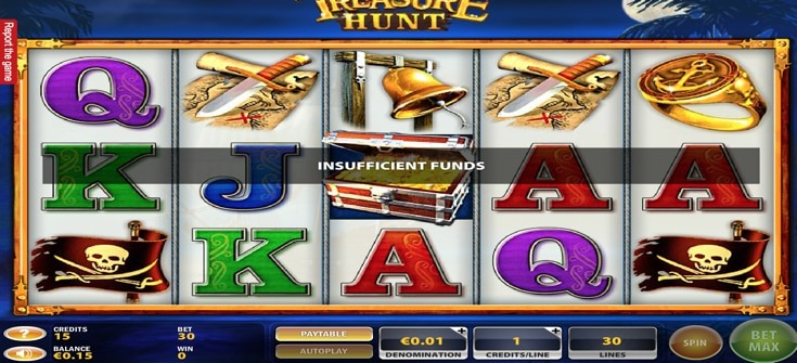 Spiele Pirates Treasure Hunt - Video Slots Online