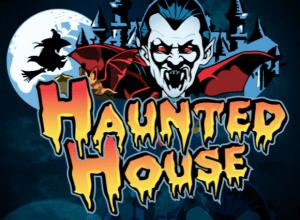 Haunted House slot Playtech