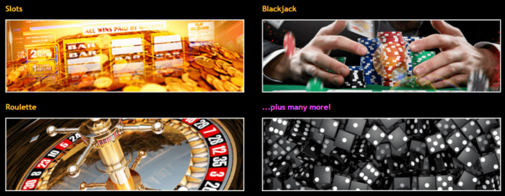 Jackpot City Casino games