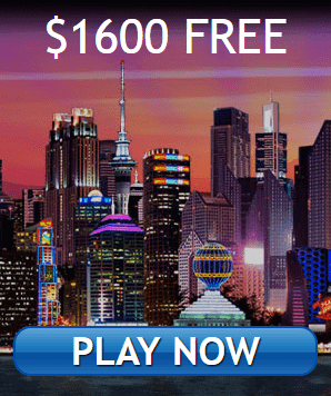 Jackpot City Casino welcome bonus