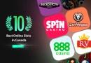 10 Best Online Slots in Canada