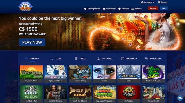 All Slots Mobile Casino Review (2021)