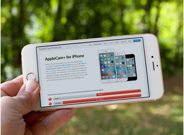 Apple care plus iPhone Canada