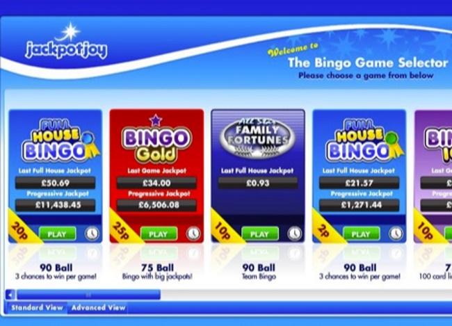Bingo and more