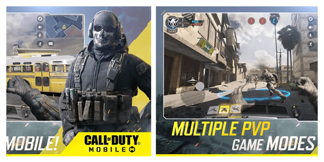 Call of Duty Mobile Free game app