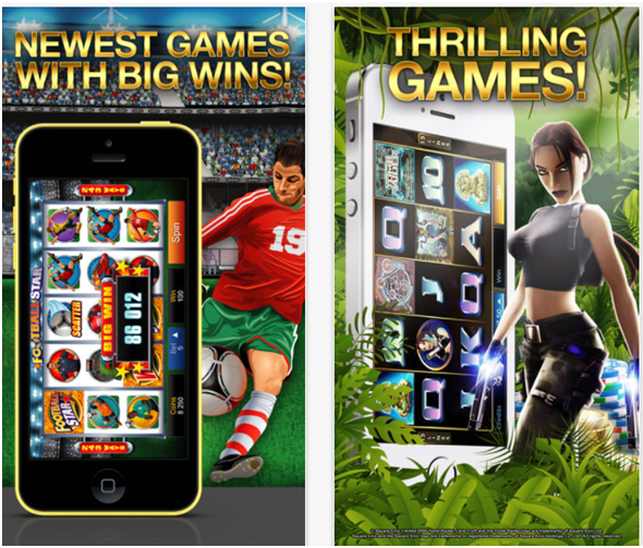 Casino Action Canada- How to play with your iPhone