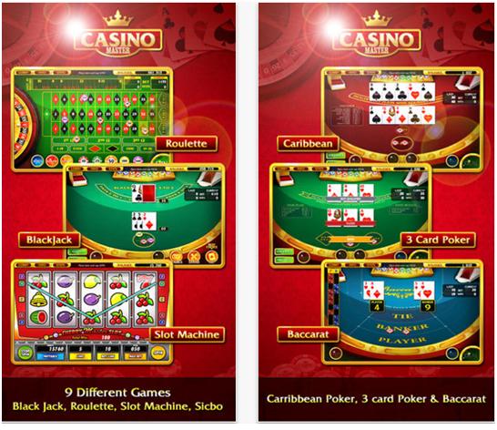 Casino Master app