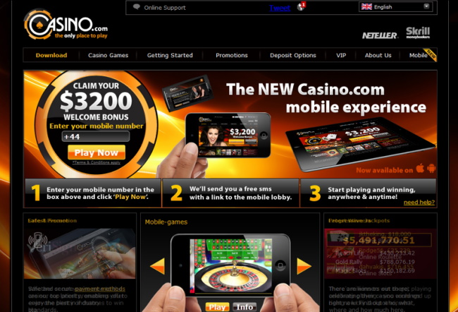 Best 3 No Download Casinos to Play with iPhone 3