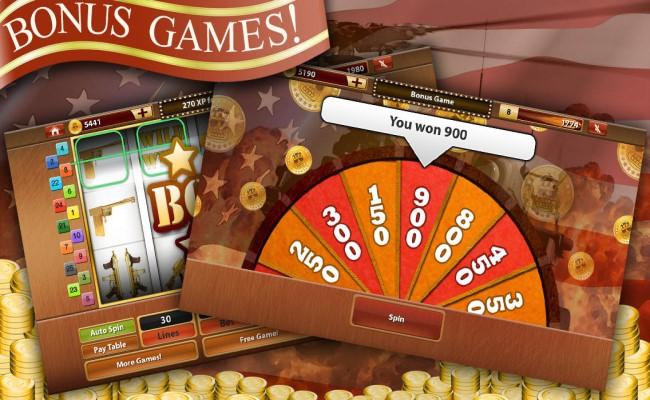 Trigger Happy Slot Machine 2