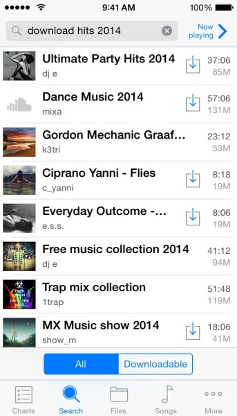 Free Music Download Pro- Best iPhone Music Apps