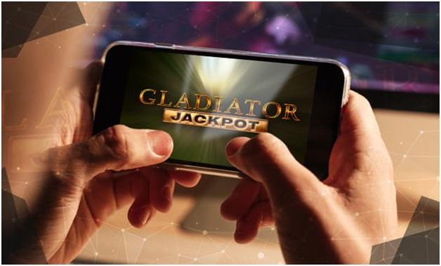 Free gladiator slot mobile