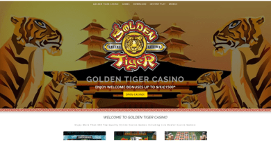 Golden Tiger Casino CAD