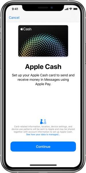 How to Set up an Apple Cash Card