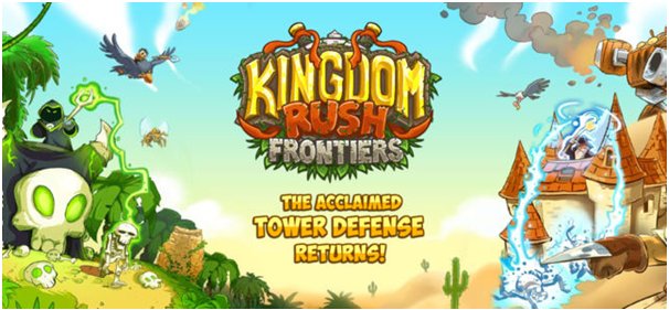 Kingdom rush app