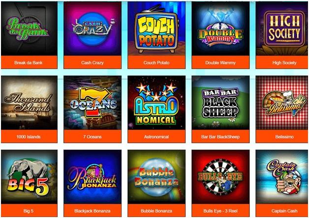 Lucky Nugget Casino Canada- Slot Games