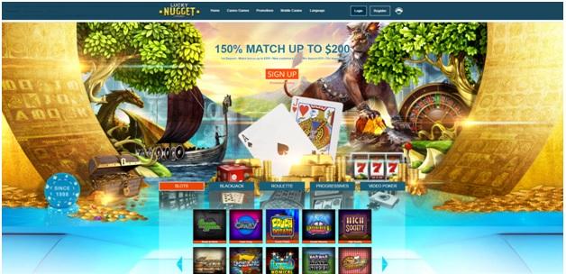 Lucky Nugget Casino Canada