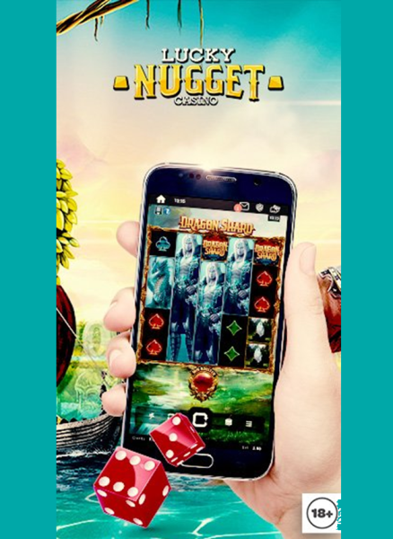 Lucky Nugget iPhone Casino