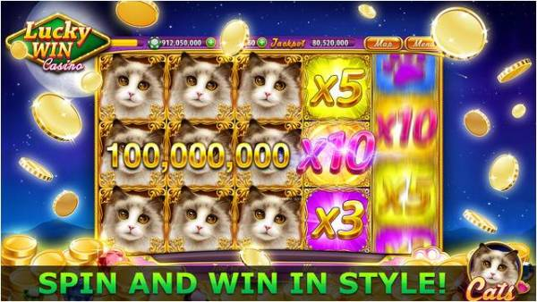 Lucky Win Casino - Free Slots